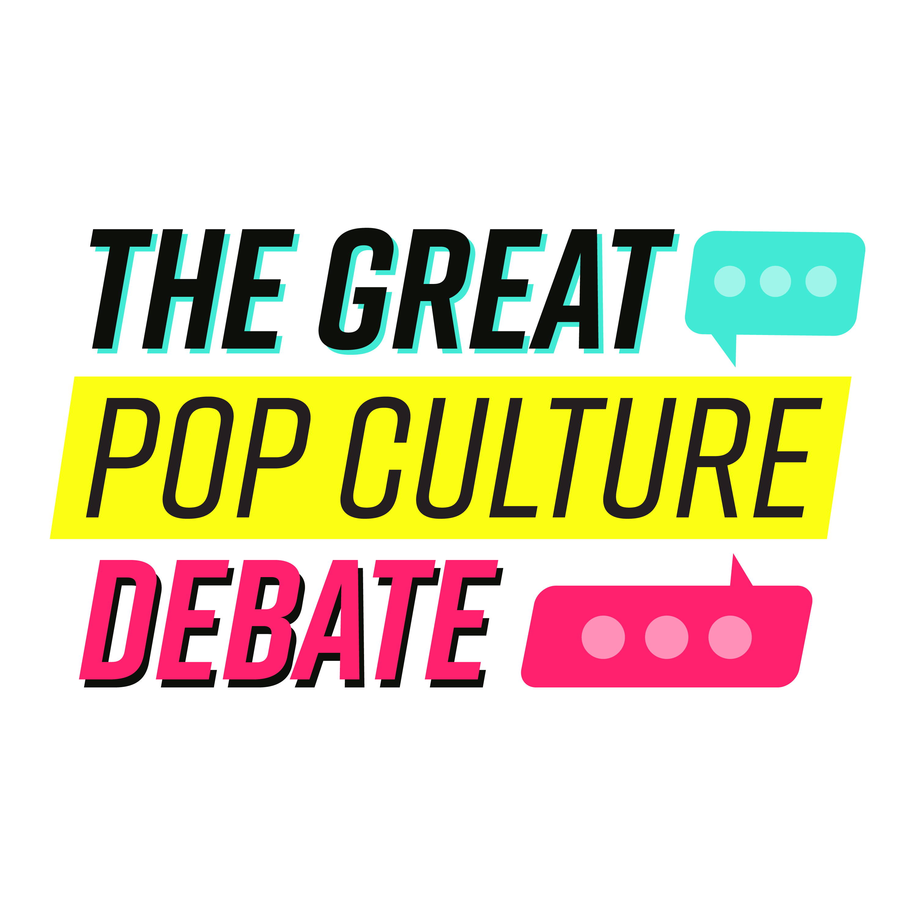 Great Pop Culture Debate Podcast