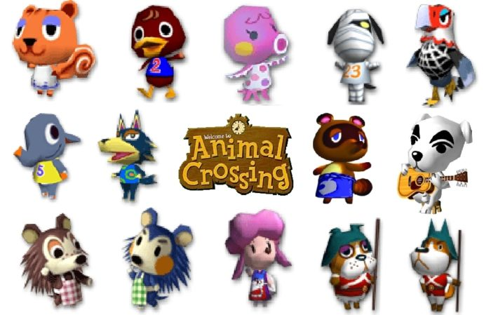 Best Animal Crossing Character