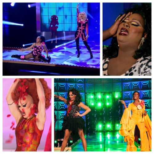 best drag race lipsynchs