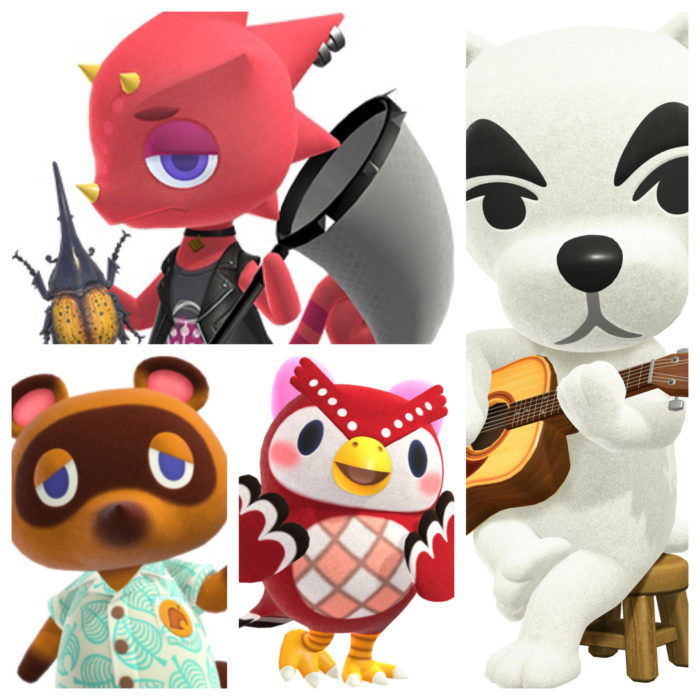 Best Animal Crossing Character Part 2