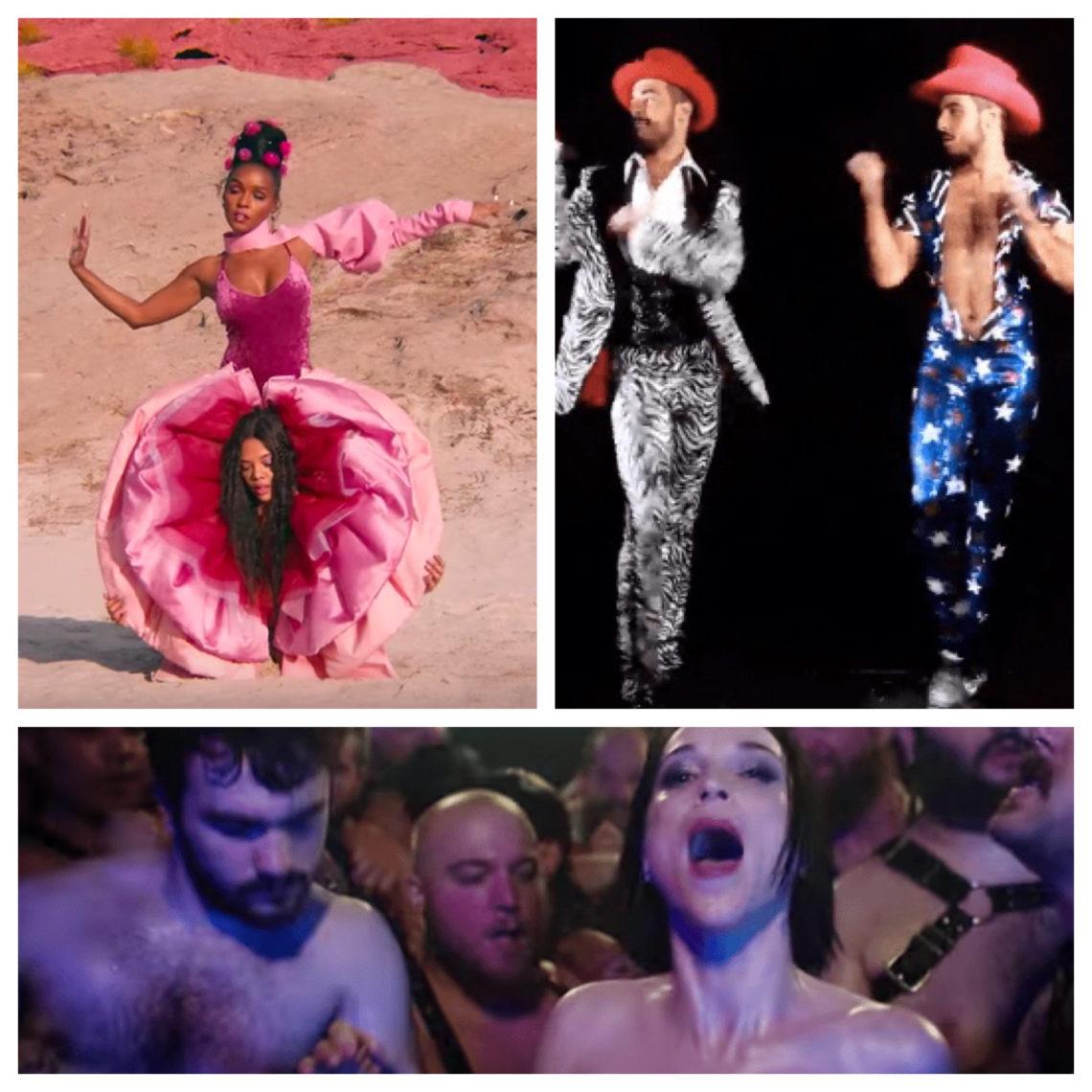 Gayest Music Videos