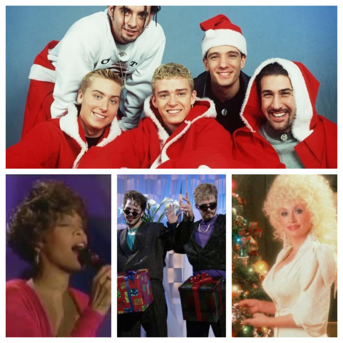 Best Holiday Pop Song (1980-2020) Part 2
