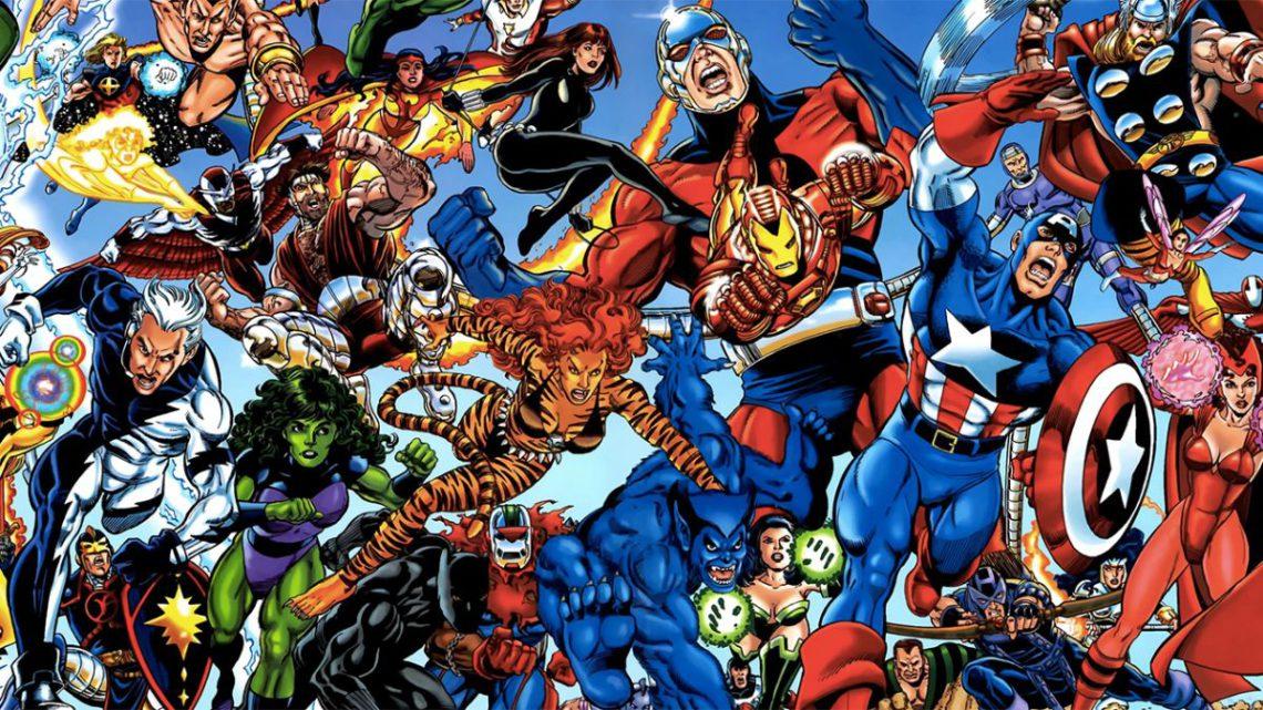 Avengers Members