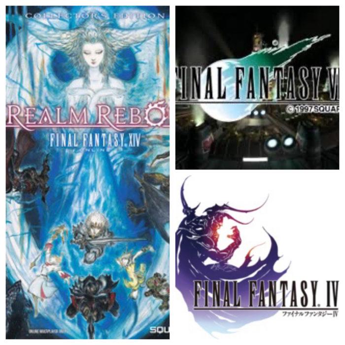 S3: Best Final Fantasy Game Bracket