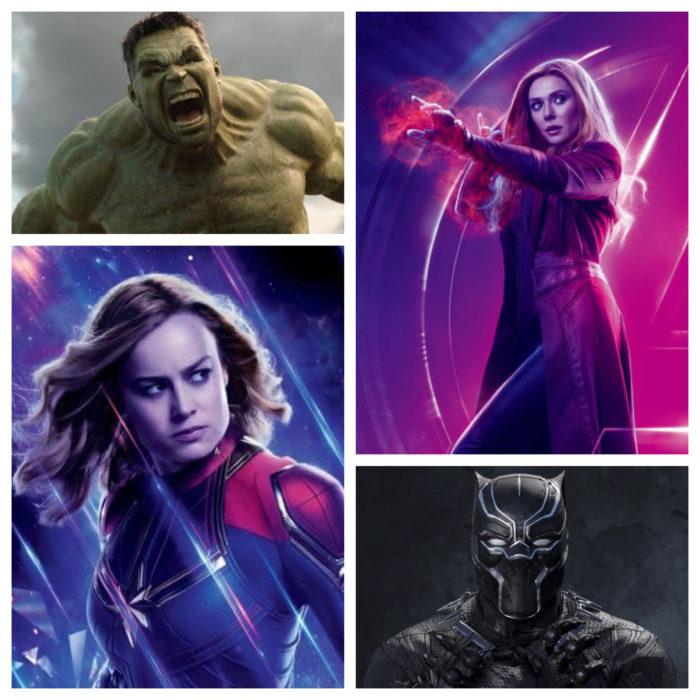 Best Avengers Team Member