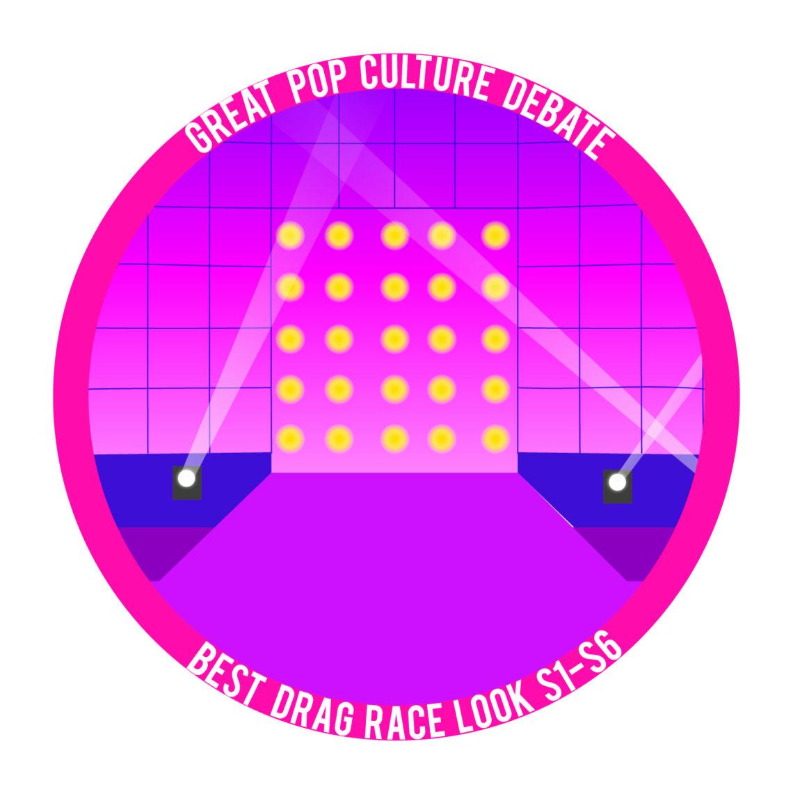 Drag Race Looks S1-S6