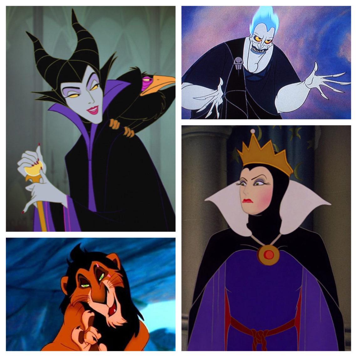 Best Disney Villain