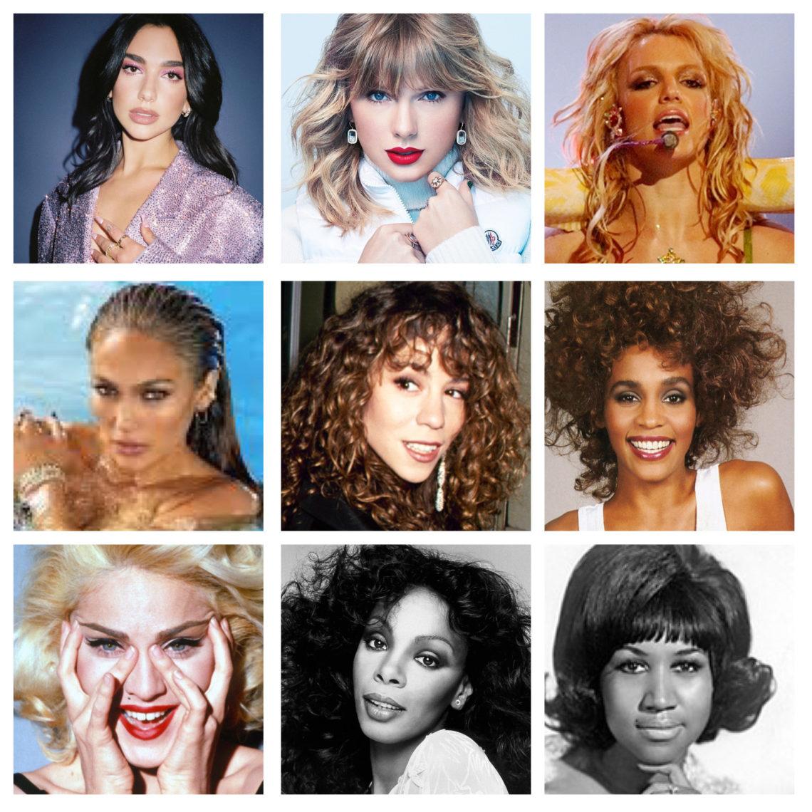 Best Pop Music Diva